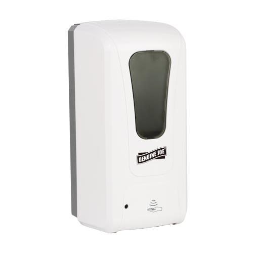 Genuine Joe Automatic Touchless Liquid Dispenser