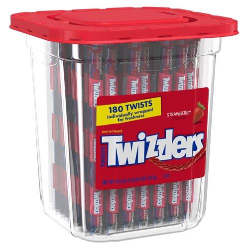 Twizzlers Strawberry 180 Twists