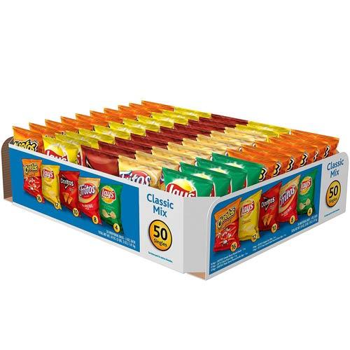 Frito-Lay Classic Mix Variety Pack (50 pk.)