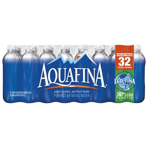 WATER,16.9FL,32CTN,AQUAFINA