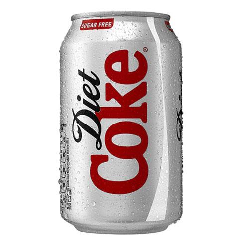 SODA POP,DIET.COKE,12OZ CANS,35 CANS