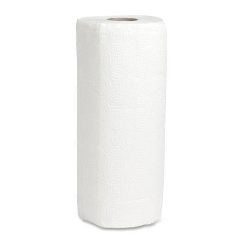 Bedford Single Roll White Household Towel, 2 Ply, 11X8