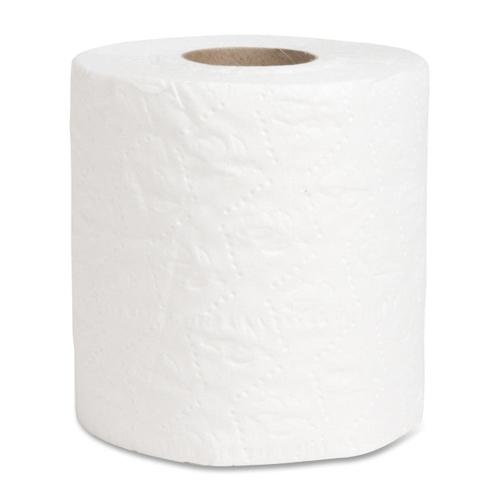 Bedford 2 Ply Single Roll Bath Tissue, 96 Each/Case